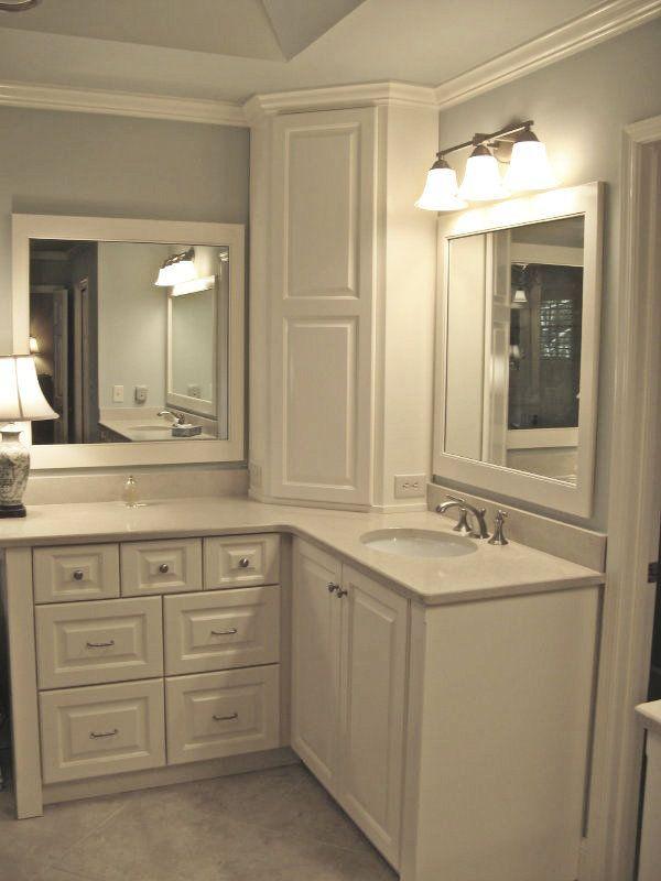 Bathroom Corner Storage Small Bathroom Vanities Top Bathroom Design