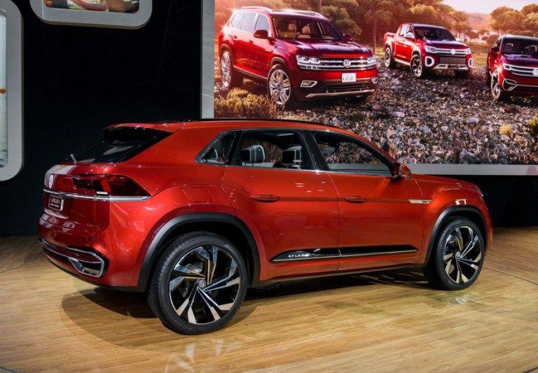 2020 VW Atlas News, Spied, Release Date, Price