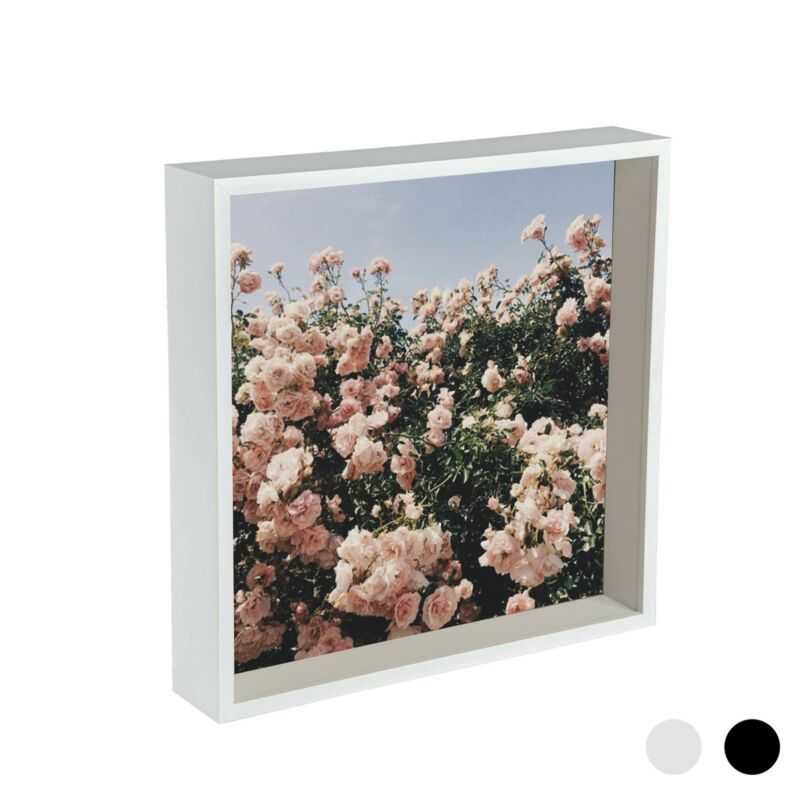 Box Photo Frame 12 X 12 Square Acrylic Frame White Ebay In 2020 Acrylic Frames Photo Frame Box Picture Frames