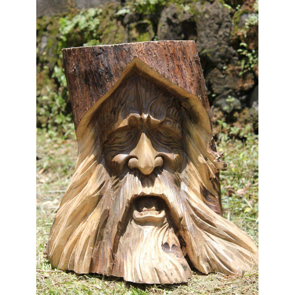 Tree carvings kadek solid wooden ornate