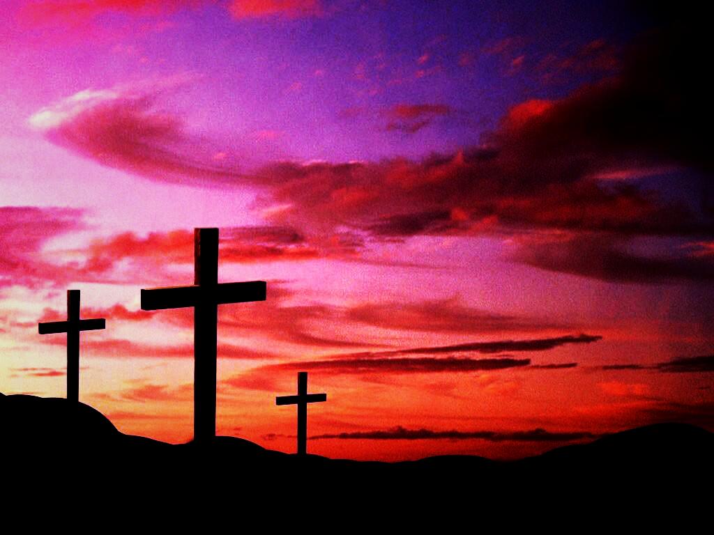 History Of Crucifixion Jesus And God Pinterest Purple Sky