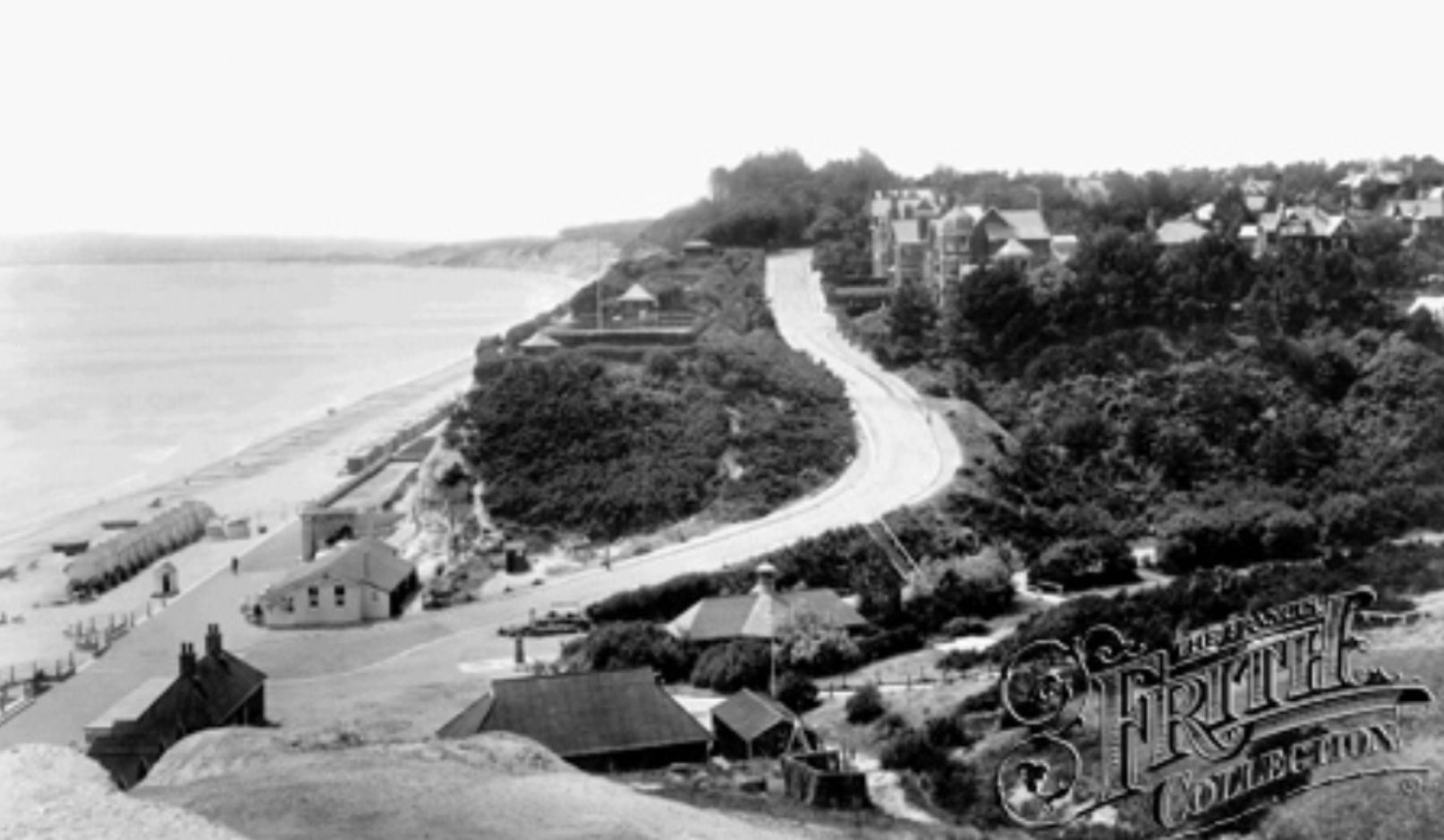 Branksome Chine and Pinecliff Road