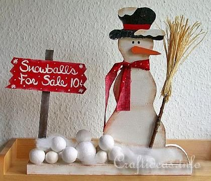 Christmas wood craft wooden snowman snowballs for sale crafts pinterest christmas wood - How to make a snowman out of wood planks ...