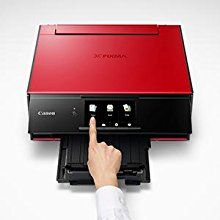 Amazon com : Canon TS9120 Wireless All-In-One Printer with