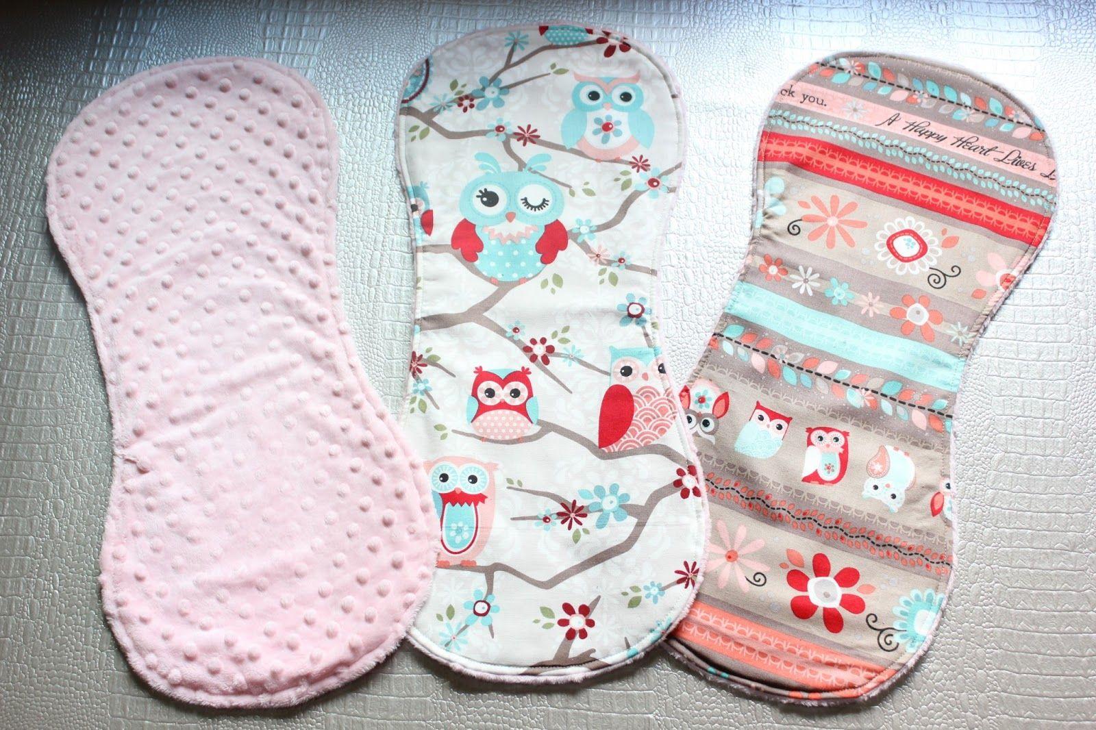 DIY  Cómo hacer toallas de eructar para bebé con tela minky - Handbox Craft  Lovers  a6beb3fa3da