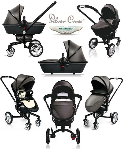 if james bond had a pram the silver cross surf for aston. Black Bedroom Furniture Sets. Home Design Ideas