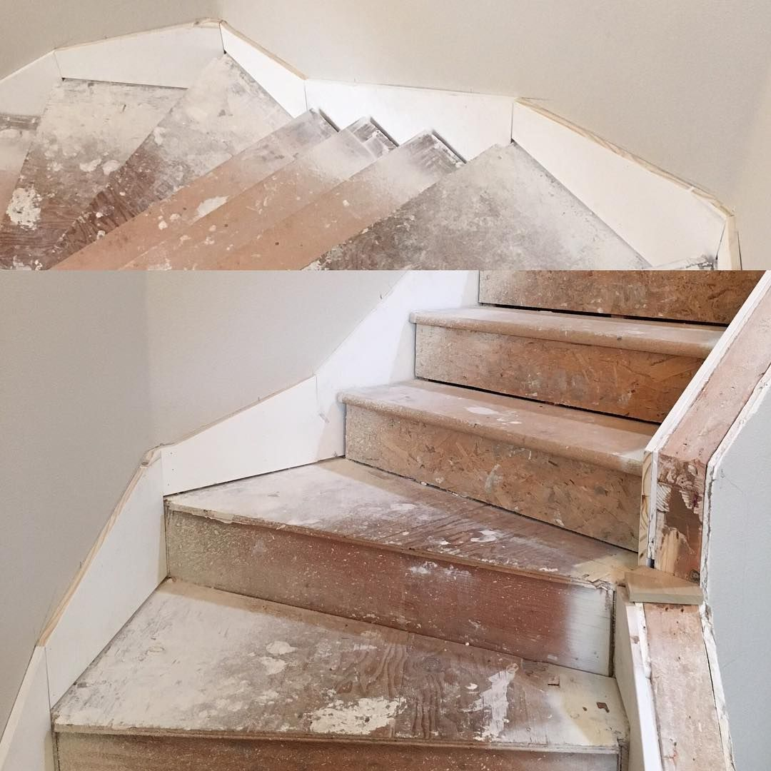 Best Skirt Board Layout On Winder Stairs Attic Pinterest 400 x 300