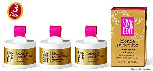 Blonde Perfection Root Touch Up (4g) by Style Edit (MEDIUM BLONDE ...