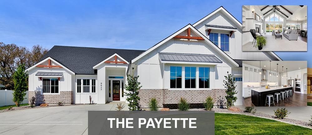 Floor Plan Details The Payette