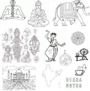 Mapa Mental La India Todo Para Tu Clase Mapas India Y