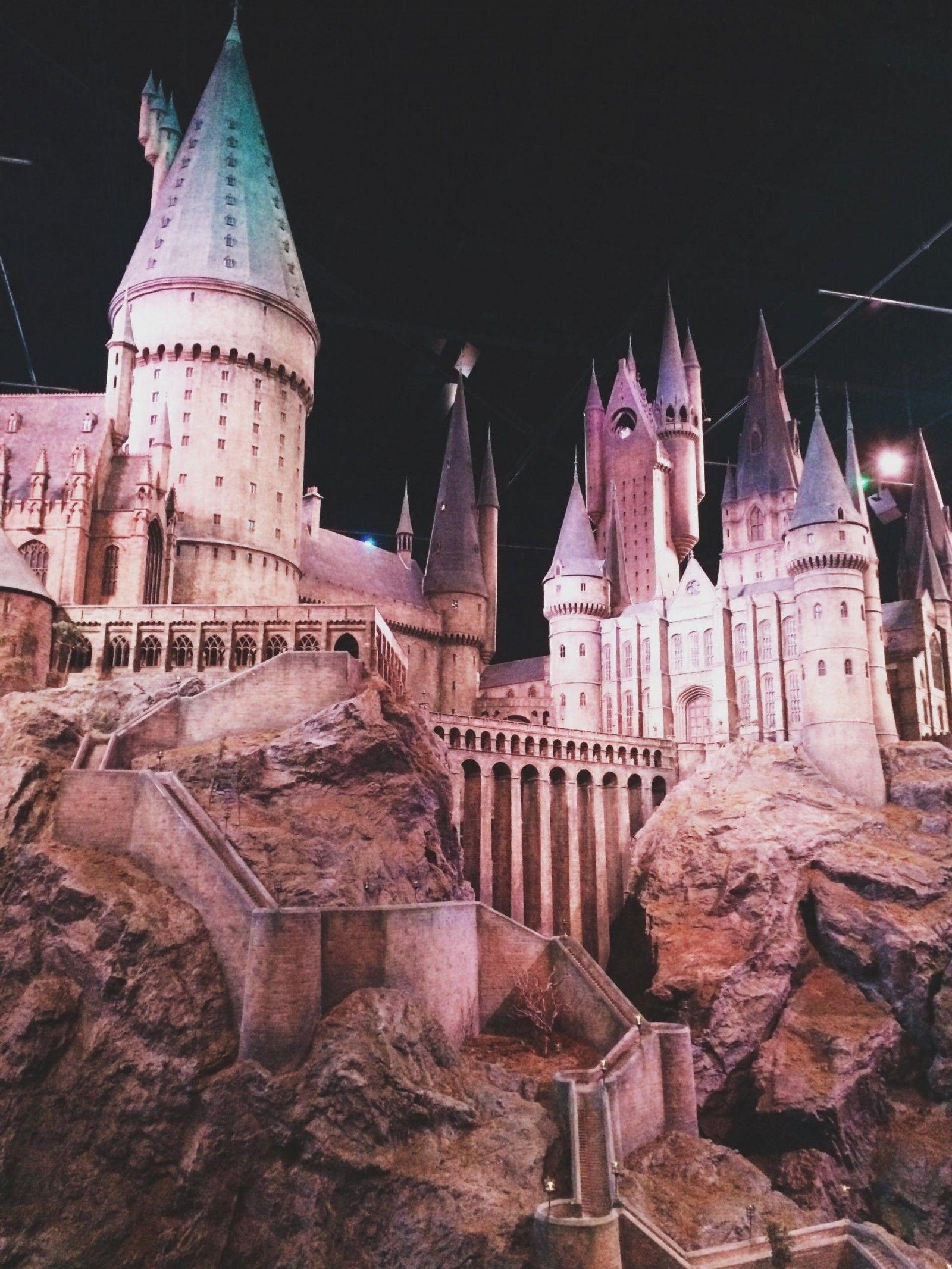 Harry Potter Wb Studio Tour  Hogwarts - Hpmcq