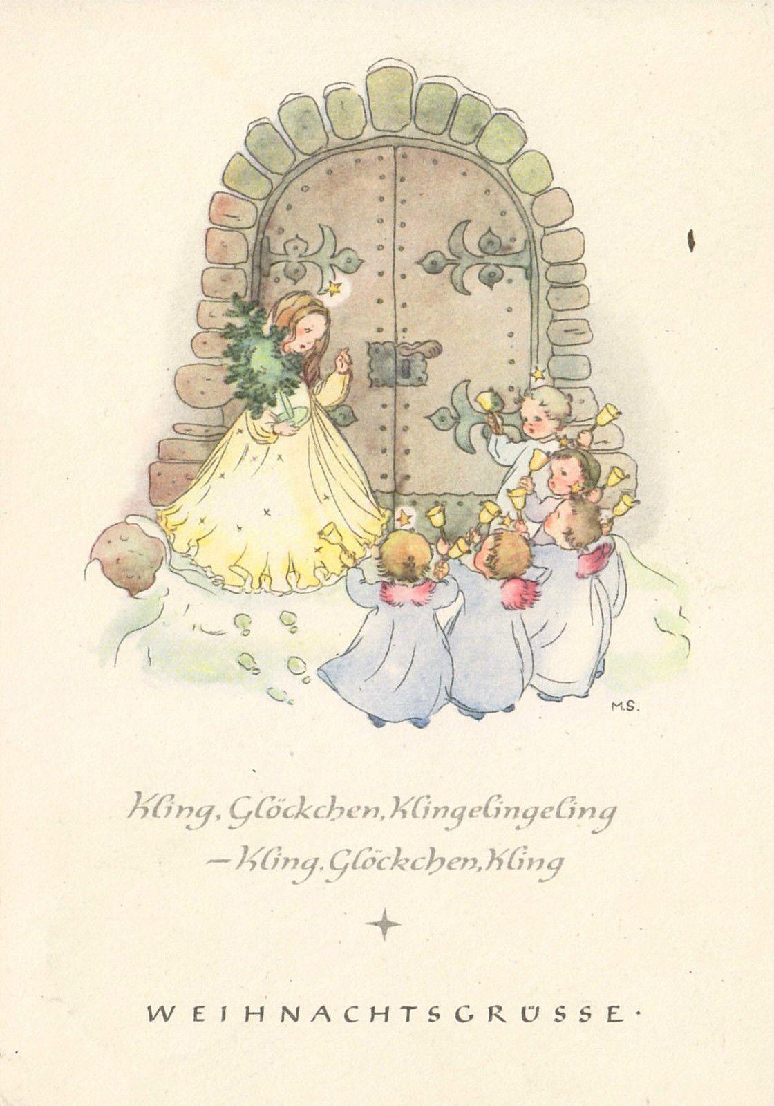 Beeindruckend Kling Glöckchen Galerie Von Weihnachten - Glöckchen, Klingelingeling - Margret Savelsberg,