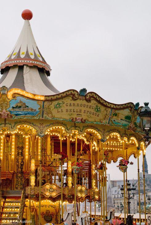 Carrousel Quot La Belle Epoque Quot Paris P A R I S In border=