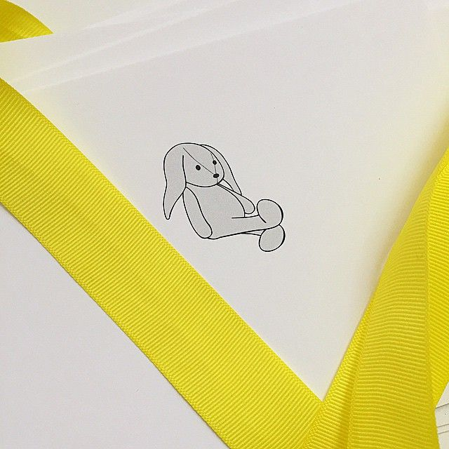 Jonesy's baby sale includes this cute little guy. One of the originals: It is a Jonesy classic.  #new #baby #newbaby #boy #girl #celebrate their arrival. #cute #bunny is #genderneutral just in case there's a big question mark. Either way, this #dude is on  #sale so he can help #congratulate and #welcome the new #family #friend. #jonesystationery #stationery #paper #paperlove #snailmail