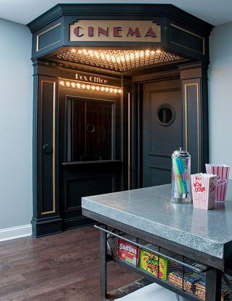 Photo of 20 Home Cinema Interior Designs Interiorforlife.com Home Theatre Entrance