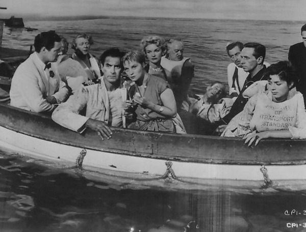 El mar no perdona - Solo cine de aventuras