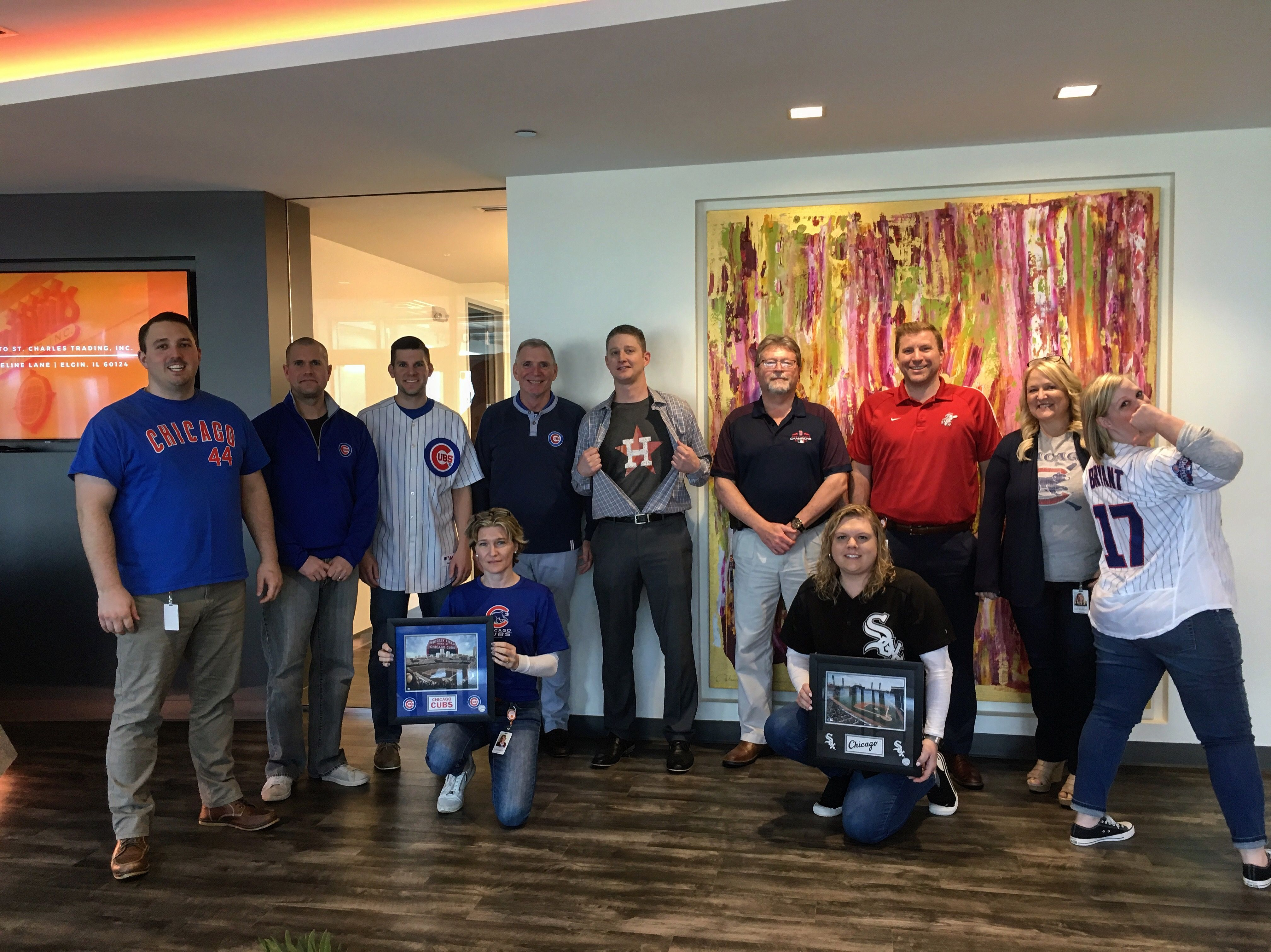Opening Day 2019 Global Supply Chain Management Employee Engagement Employee Appreciation