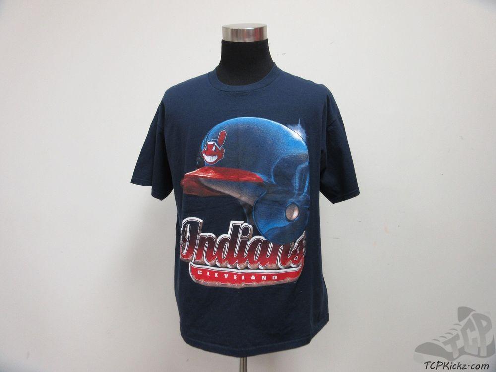 CSA Cleveland Indians Short Sleeve Crewneck t Shirt sz XL MLB Baseball AL #CSA #ClevelandIndians #tcpkickz