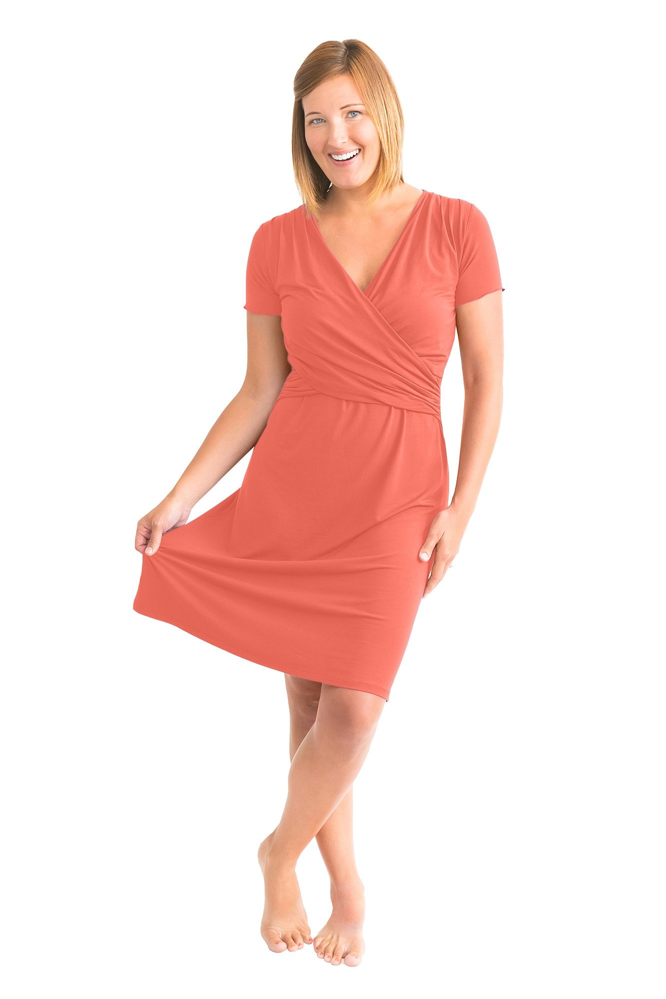 22f4781fa54b6 The Angelina Nursing & Maternity Nightgown | Products