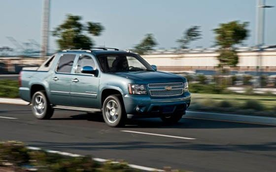 2018 Chevy Avalanche Chevy Avalanche Chevy Truck Caps