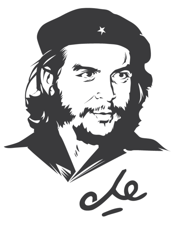 Che Guevara By Astayoga Deviantart Com On Deviantart Contact Me At Astayoga Gmail Com If You Want To Use It For Commerc Fidel Castro Gogus Dovmesi Che Guevara