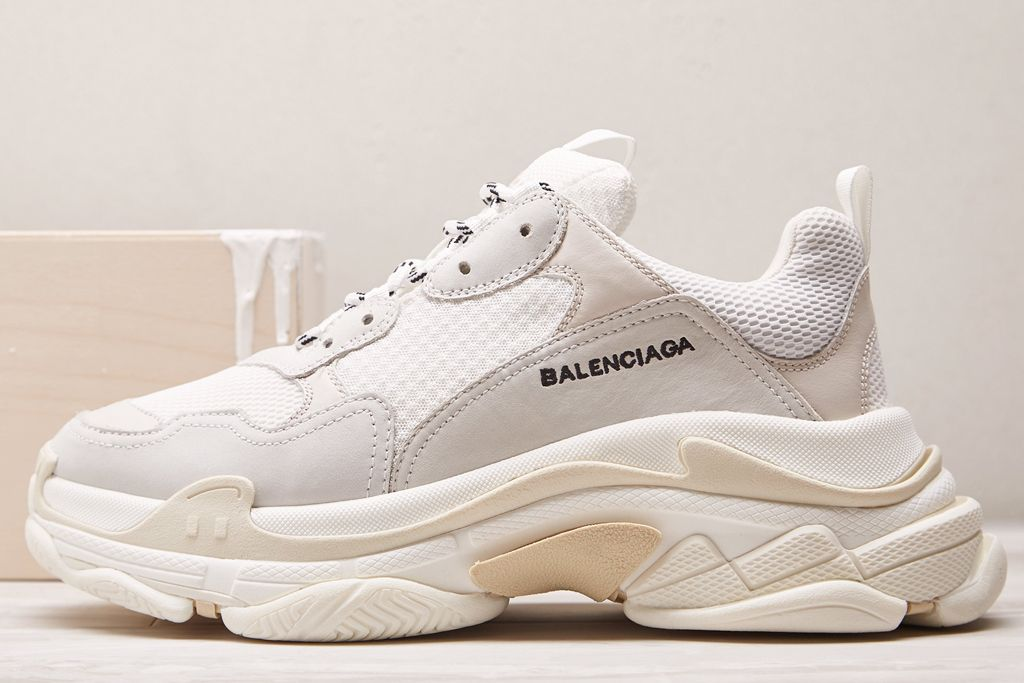 quality design 3afbb 362cf the dad shoe, white balenciaga platform runners ✰insta  katedumas   pin    k8dumas✰