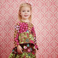 Corky's Kids is all about bright prints decorating sweet staples. Each season, the brand releases a new set of designs so your child can pick their favorites and mix and match the way they like. Corky's Kids offers the same quality and value that you expect from their big sister brand, Corky & Company.