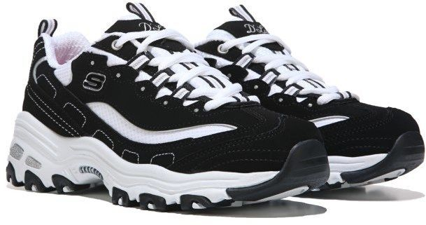 Women's D'Lites Wide Sneaker | Sketchers shoes, Sneakers