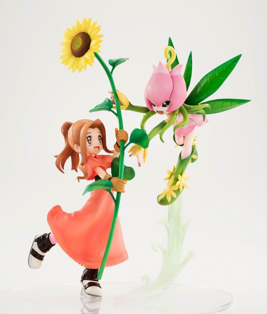 Mimi & Lillymon - Digimon G.E.M. Series von MegaHouse, erhältlich ...