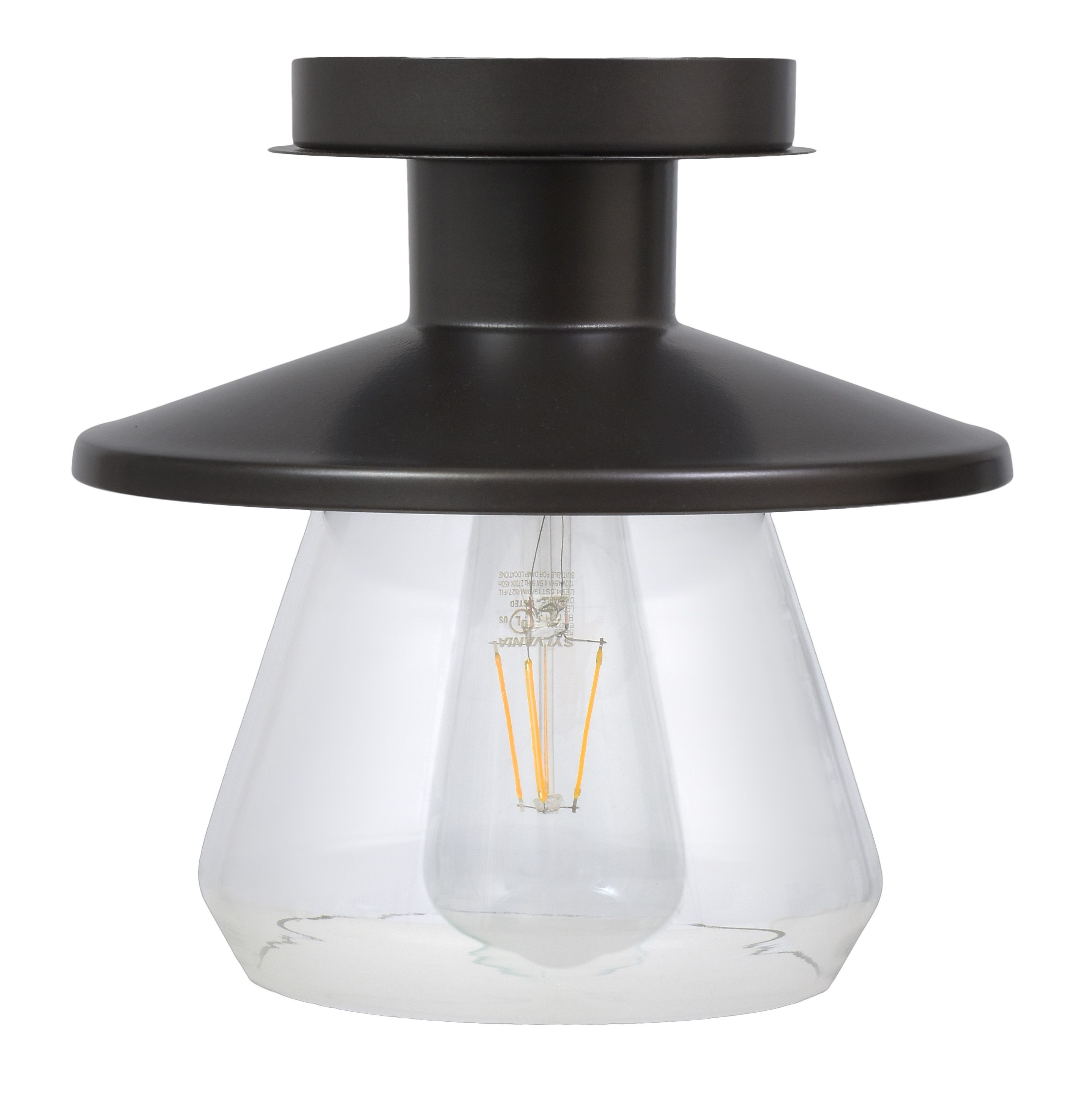 Lighting For Recreational Room Or Basement Indoor Lighting Affordable Home Decor Led Light Bulb Black Ceiling Light Fixtures Flush Mount