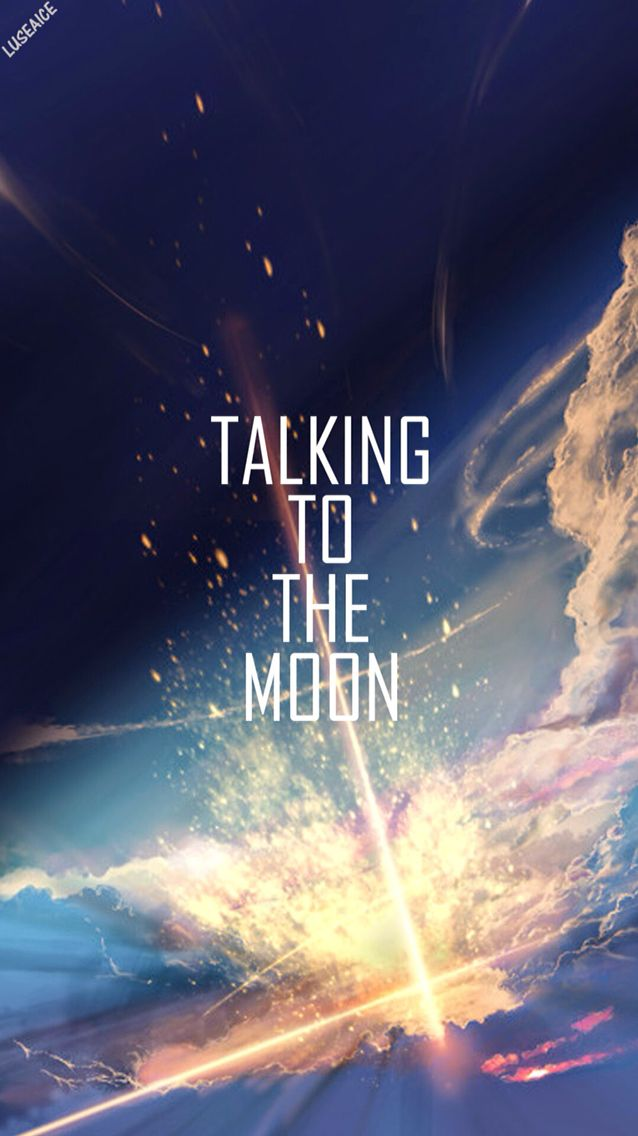 Talking to the moon | Quotes & Sayings in 2019 | Wallpaper ...