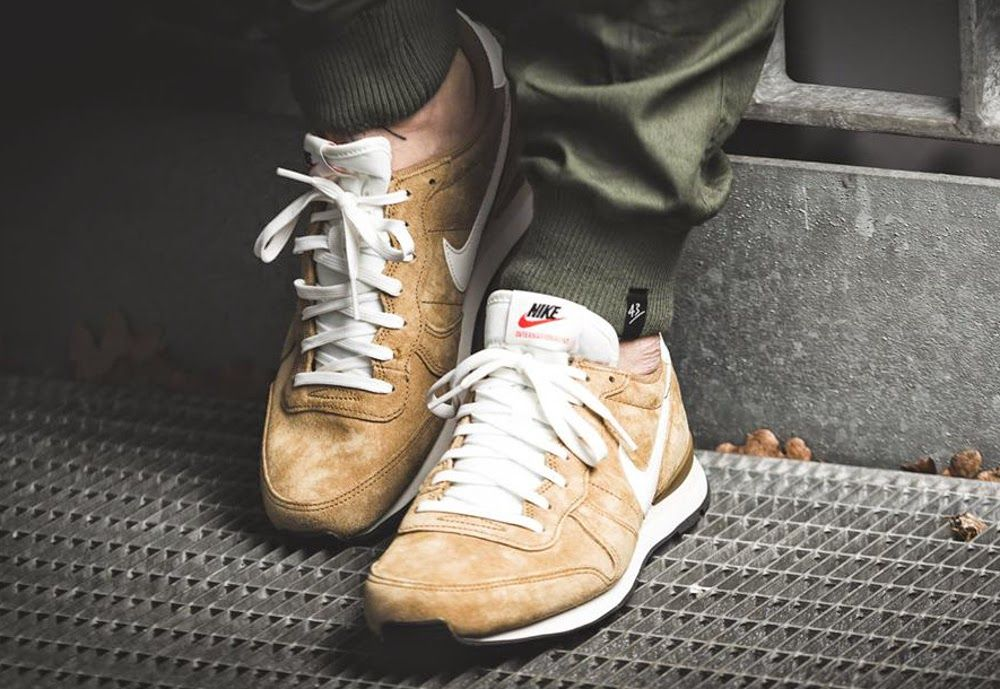 outlet boutique beauty new arrive JUST LIFE STYLE™®: Nike Internationalist Leather Golden Tan ...