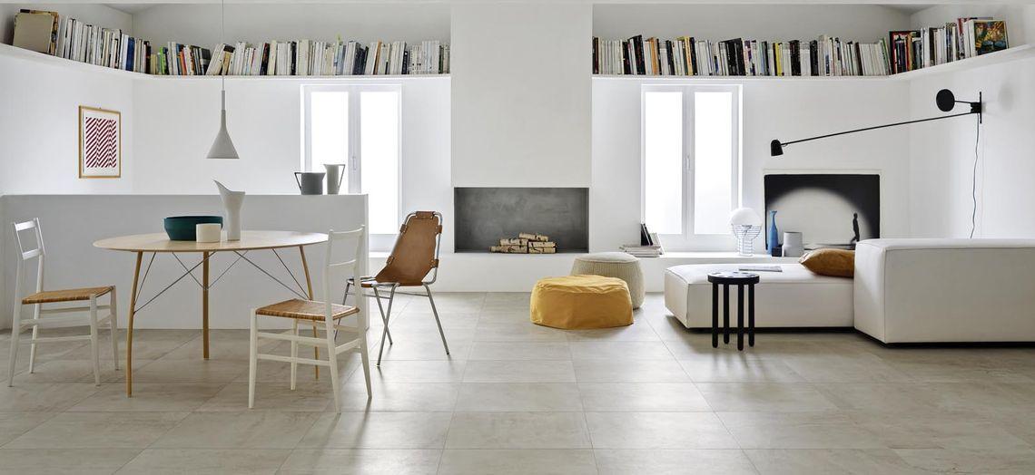 Blend - pavimento effetto pietra per interni