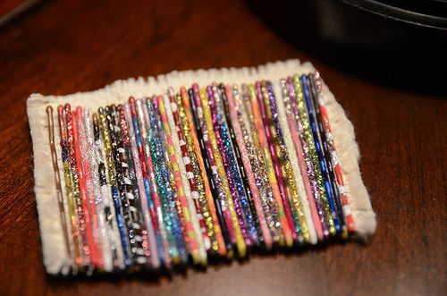 DIY Painted Bobby Pins Would Be Sweet And Thoughtful