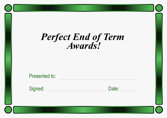 Add your own text to these Green Highlight Frame Personalised ...