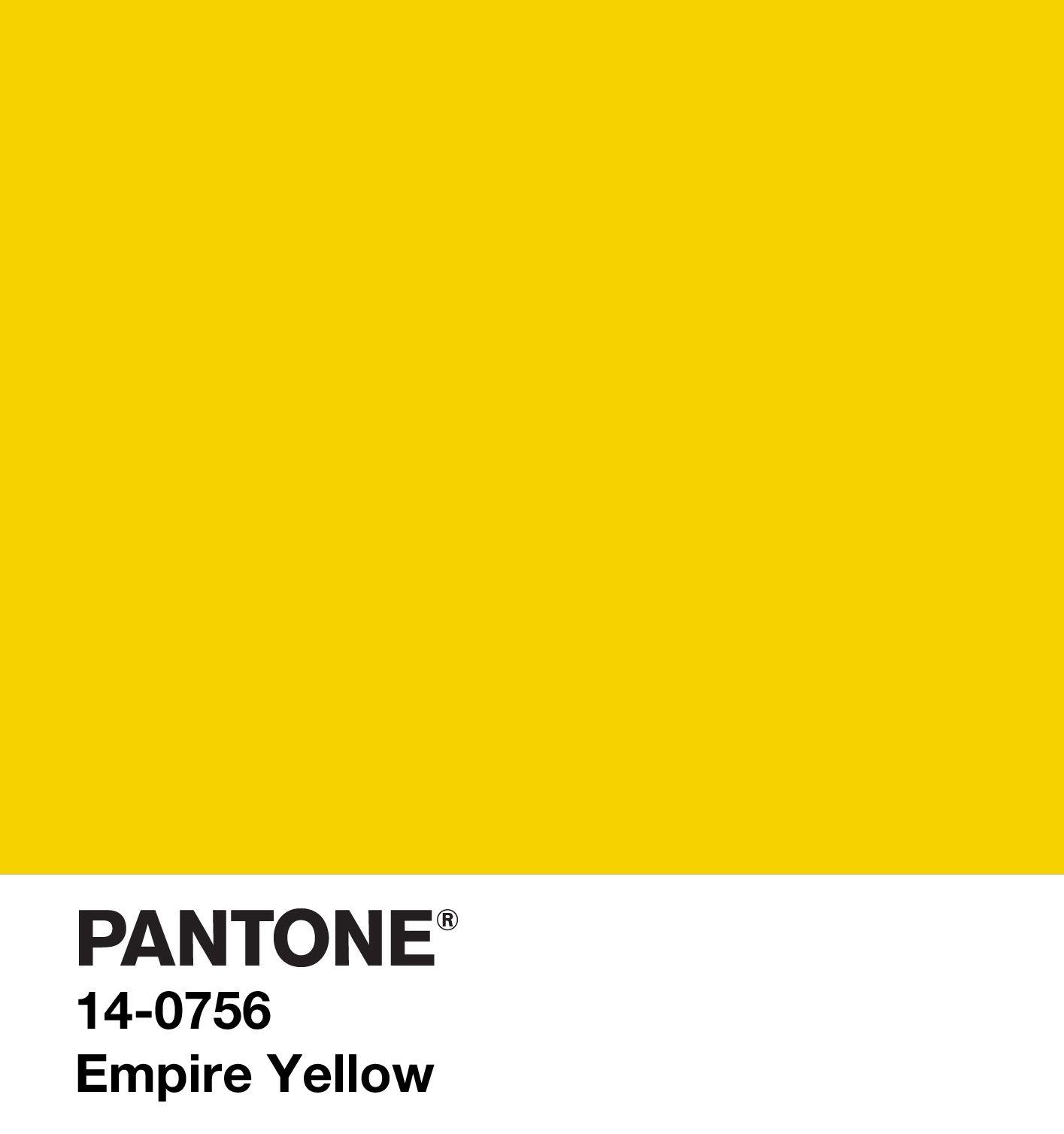 Empire Yellow   Amarelos   Pinterest   Farben