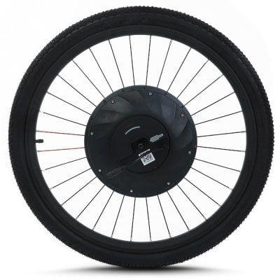 iMortor 26 inch Smart Front Electric Bike Wheel E-bike