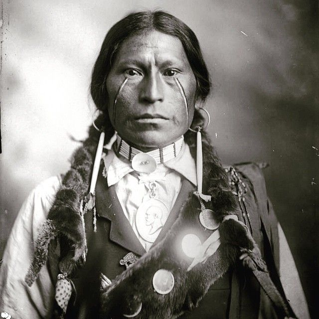 Chief James A. Garfield. Jicarilla Apache. 1899.... - Old Hopes & Boots