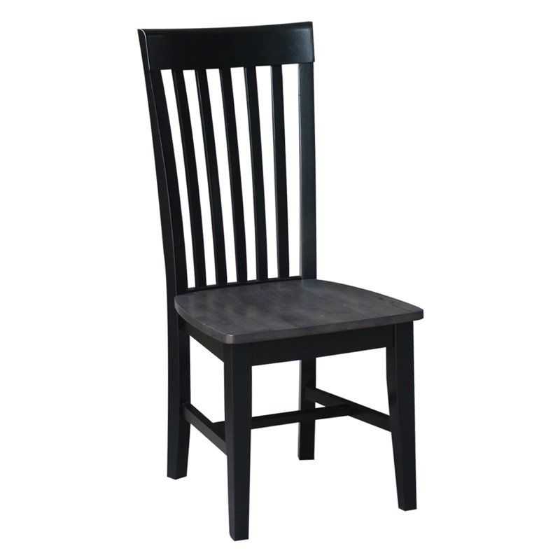International Concepts Cosmo Tall Mission Chair - C75-465P Products