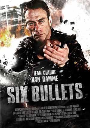 Filma Me Titra Shqip 6 Bullets 2012 Poster De Peliculas Peliculas Poster