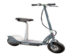 8 Razor E300s Electric Scooter Seated Top 10 Best Electric