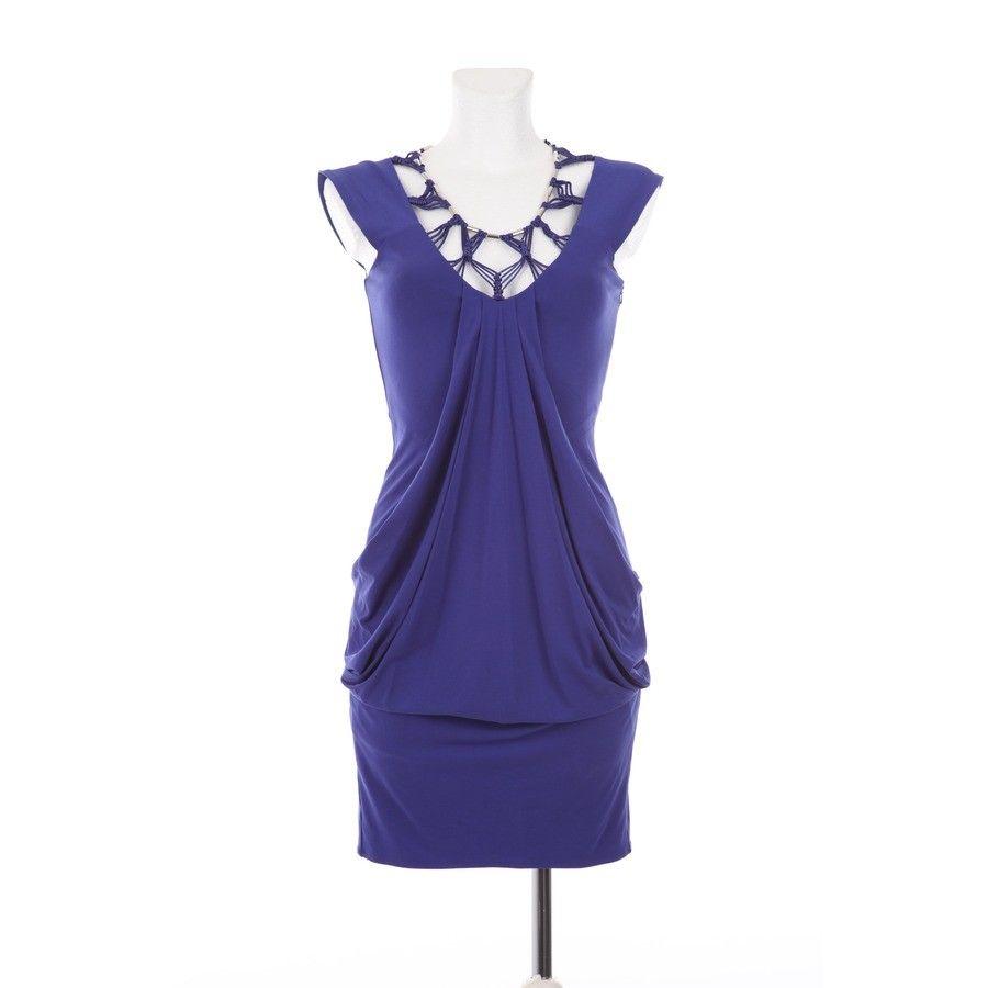 Extravagantes Kleid von Karen Millen in Lila Gr. 12  Abendkleid