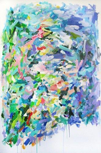 Yolanda Sanchez, For the Sake of Strangers 2012, Oil on canvas