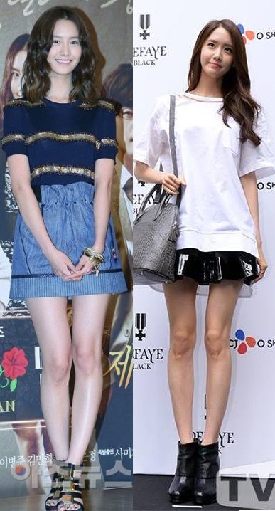 yoona snsd body before after kpop pinterest yoona