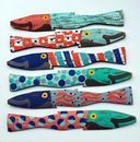 Moon Light Bay Painted Fence Fish for Sale