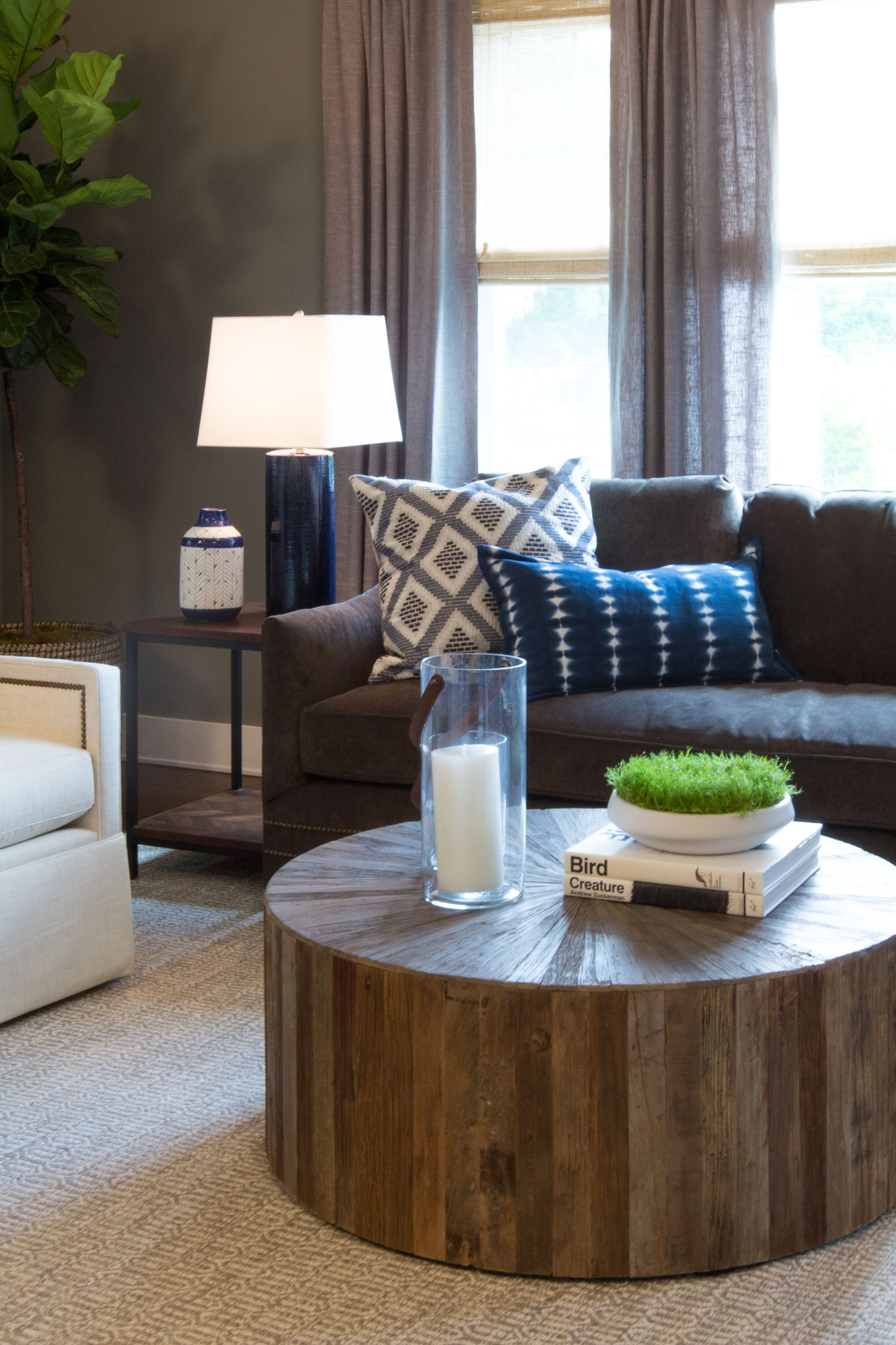 As Seen On Property Brothers: Bachelor Pad Gets a Spacious Look with Woven  Wood Shades