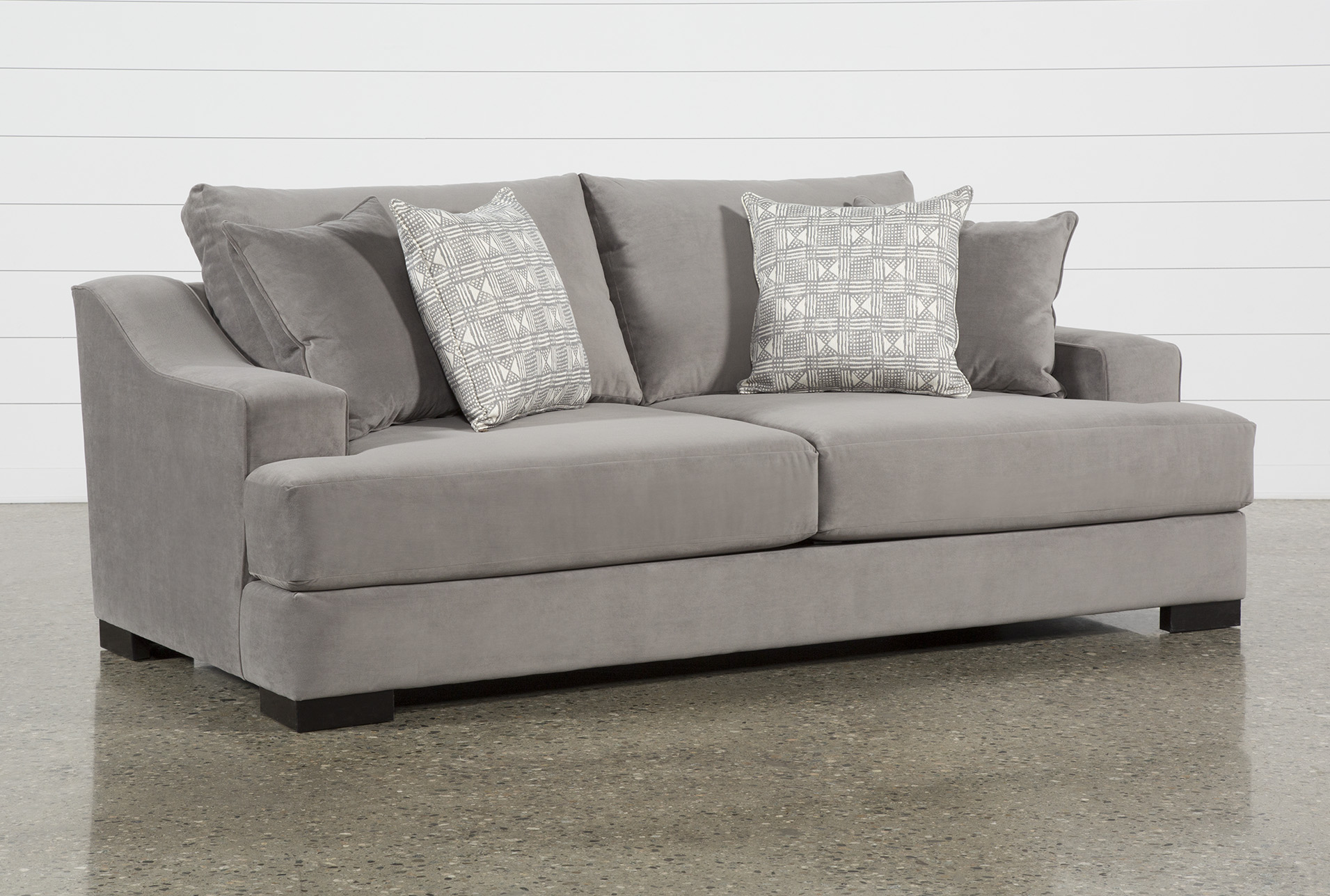 Lodge Sofa Sofa Gray Sofa Free Couch