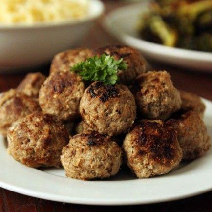 27 Gluten-free Twists on Your Favorite Comfort Foods | Swedish Meatballs