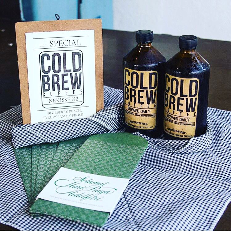 Nekisse Cold Brew in Malasya. Thank you. 📷 by pulpbyppp