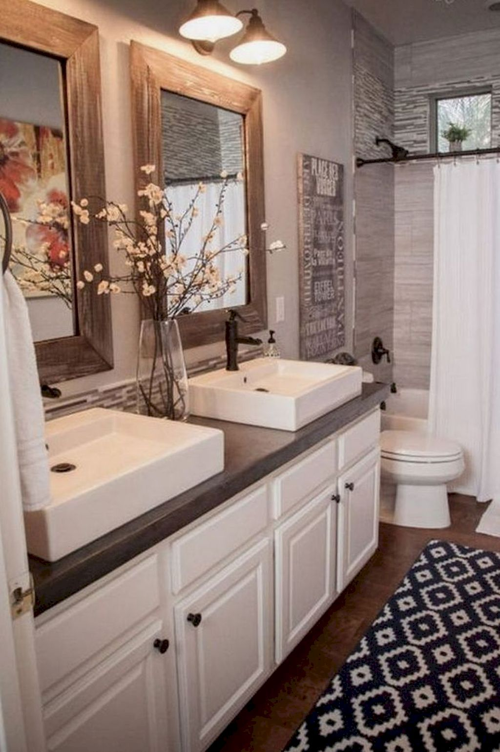 Nice 65 Small Apartment Bathroom Remodel Ideas S Moodecor Co 1157